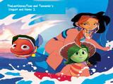 Disgust and Nemo (TheLastDisneyToon and Toonmbia Style)