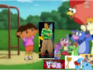 Dora Made It All The Way and Friends Cheer