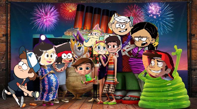 Zack Isaac Sanchezs Movie Spoof Of 2018 Columbia Sony Animation Film Hotel Transylvania 3 Summer Vacation