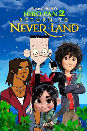Hiro Pan 2- Return to Neverland