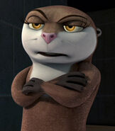 Marlene in The Penguins of Madagascar