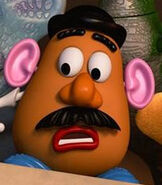 Mr. Potato Head in Toy Story of Terror