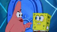 Patrick right back