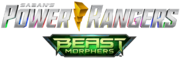 Power Rangers Beast Morphers Logo