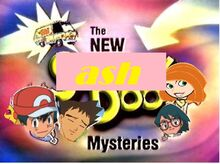The New Ash Doo Mysteries Poster