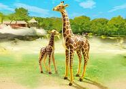 Giraffe playmobil