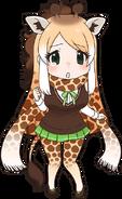 KF South African Giraffe
