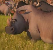 Madagascar 2 Rhino