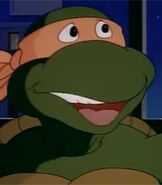 Michelangelo in Teenage Mutant Ninja Turtles (1987)