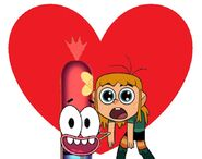 Pinky Malinky and Hazel love together