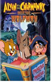 Basil and mice meets wolfman
