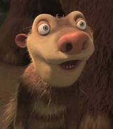 Eddie in Ice Age Dawn of the Dinosaurs