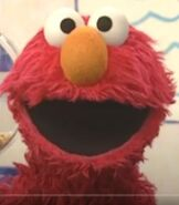 Elmo in Open and Close