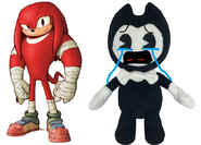 Knuckles with Bendy