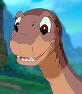 Littlefoot in The Land Before Time 10 The Great Longneck Migration