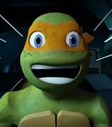 Michelangelo in Teenage Mutant Ninja Turtles (2012)