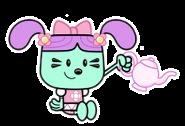 Daizy Teapot