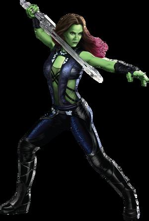 GOTG1 - Gamora