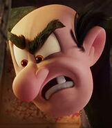 Gargamel in Smurfs The Lost Village-0