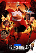 Incredibles (LAVGP Style) poster
