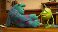 Mike and sulley shake hands