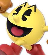 Pac-Man in Super Smash Bros. Ultimate