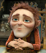 Rumpelstiltskin in Shrek Forever After