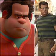 Wreck-It Ralph as Sandman