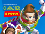 Character Story (JimmyandFriends Style) (VF2000's version)
