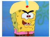 Crazy SpongeBob