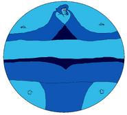 Lapis Lazuli Inflated