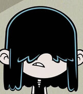 Lucy Loud in The Loud House