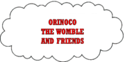 Orinoco the Womble and Friends (1994–2000) Logo