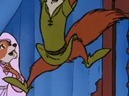 Robin hood drops down 1