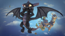 S3 Dark Spyro Academy
