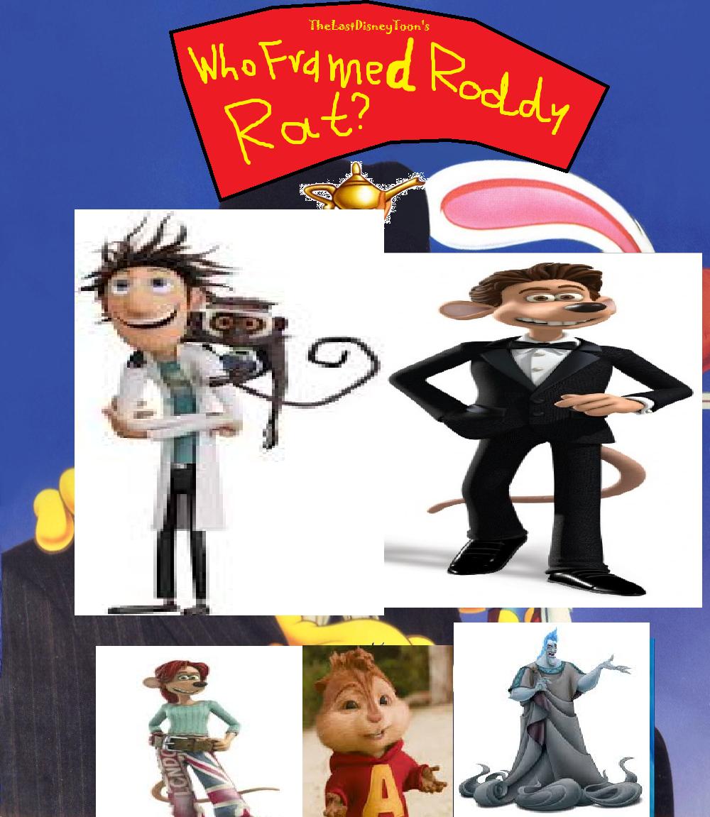 Who Framed Roddy Rat   The Parody Wiki   FANDOM powered by Wikia