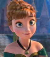 Anna in Frozen