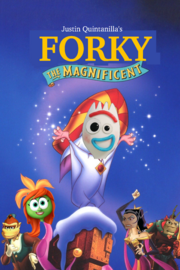 ForkytheMagnificentPoster
