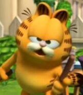 Garfield In Garfields Pet force