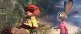 Judy talks to nick about savage
