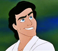 Prince Eric Mermaid