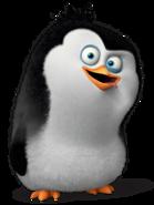 Young rico penguins of madagascar movie