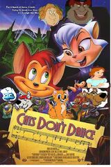 Cats Don't Dance (400Movies Style)