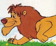 Lion-in-abc-from-disney-discovery-series