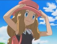 Serena in Her Old Design 2