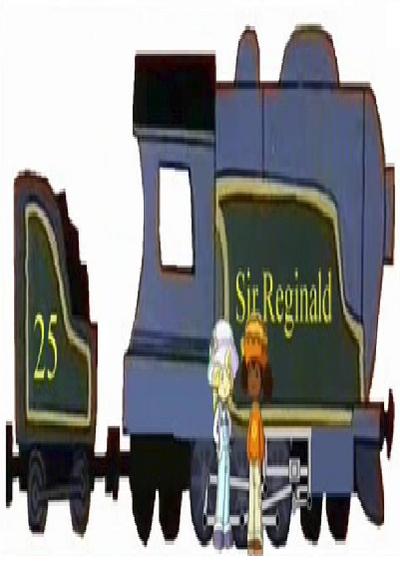 Sir Reginald as Person 7.