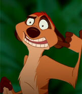 Timon in The Lion King