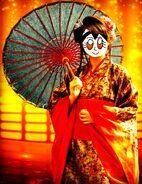 2020 RFART419 Kimono girl avatar
