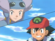 Ash vs Winona
