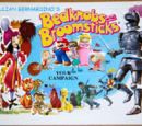Bedknobs and Broomsticks (Julian Bernardino Style)